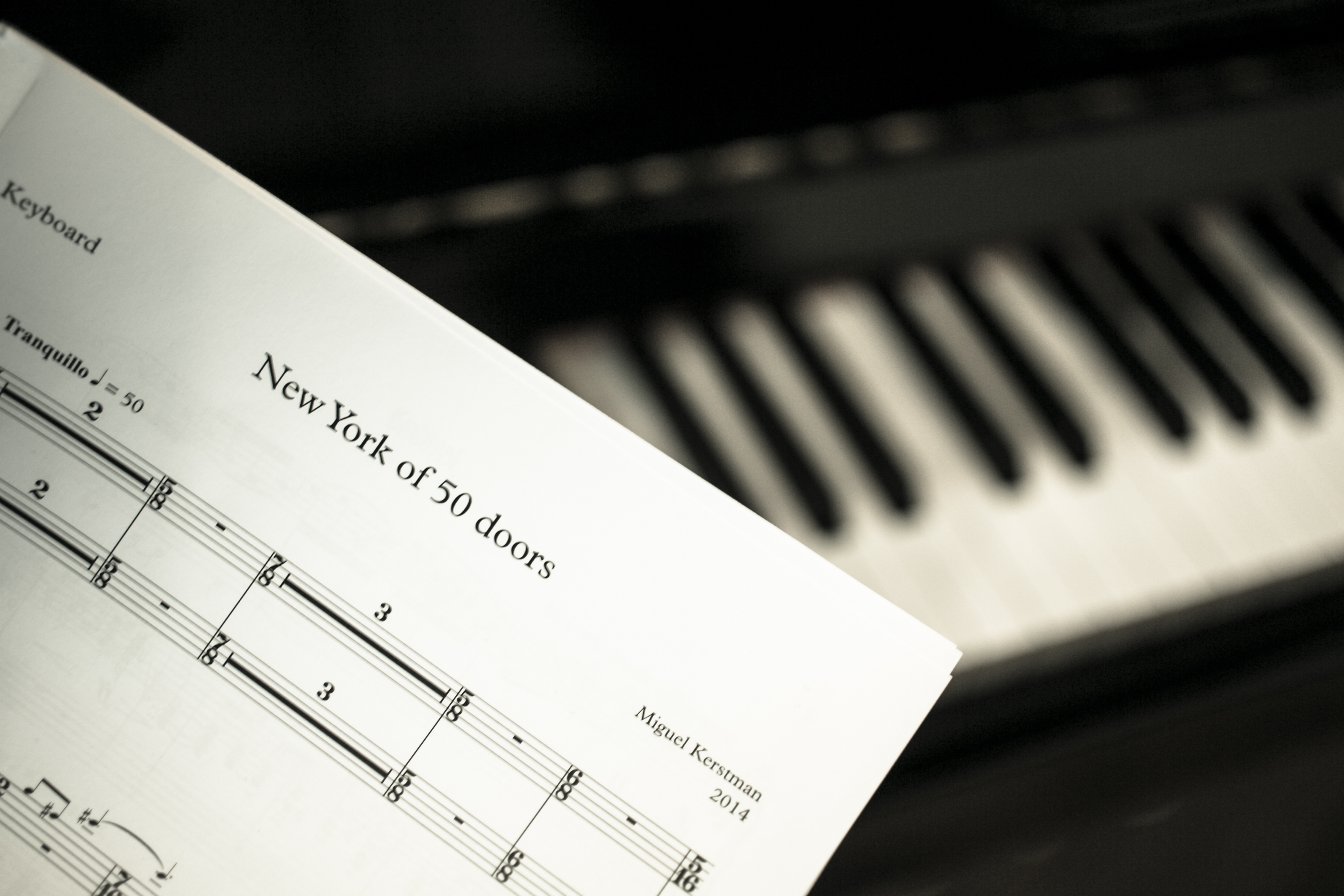 Selected piano works No. 5 - Concerto - Piano